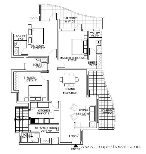 3bhk Bungalows House Plans Quotes
